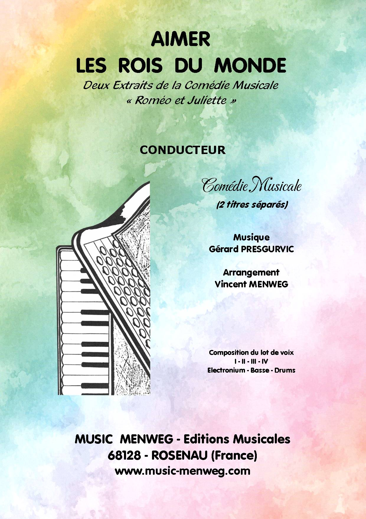 Accordeon Orchestrations