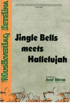 jingle bells meets halleluyah