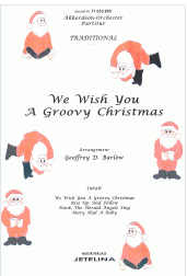 we wish a groovy christmas