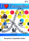 j'aime l'accordéon - volume 1