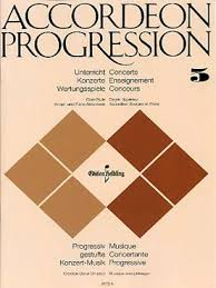 accordeon progression - volume 5