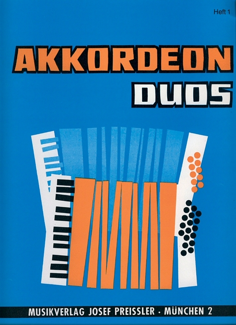 akkordeon duos - volume 1